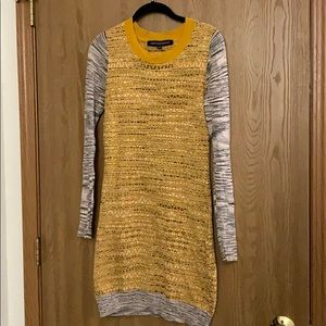 French Connection Sweater Dress Size Small